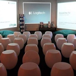Logitech Sales and Marketing Meeting