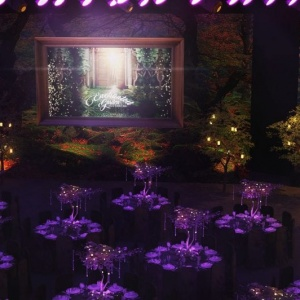 Enchanted Forest Theme Gala Dinner